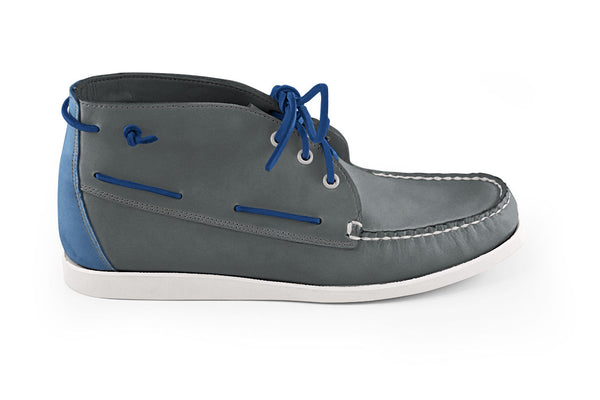 Camp Chukka Charcoal Grey