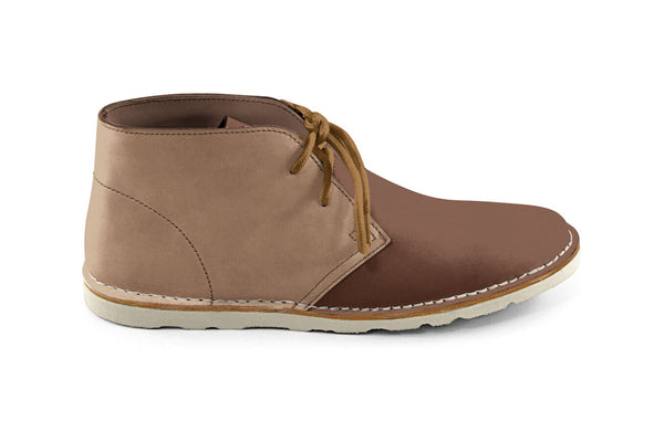 Neptune Chukka Boot Brown-tan