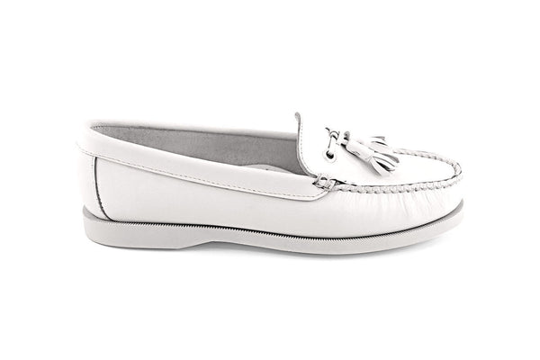 Women's Bayana Venetian Boat Shoe With Tassel