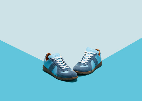 Men's GAT Sneaker - Light Blue