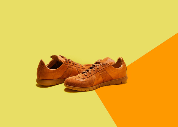 Men's GAT Sneaker - Orange