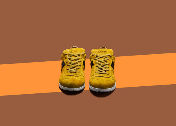 Men's GAT Sneaker - Yellow