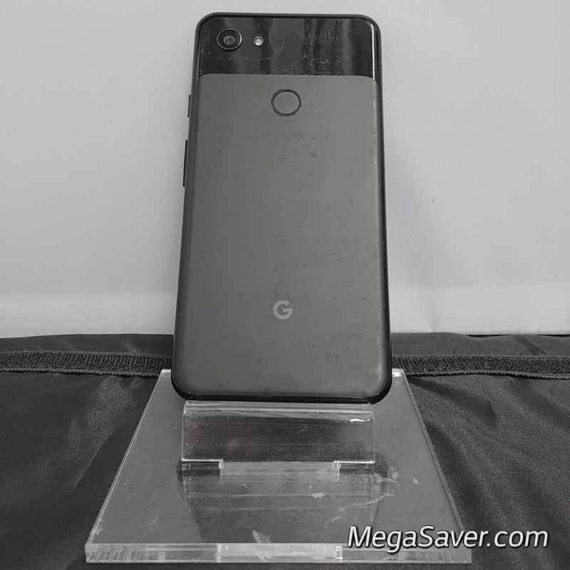 Good | Google Pixel 3a XL 64GB Black GSM&CDMA Unlock