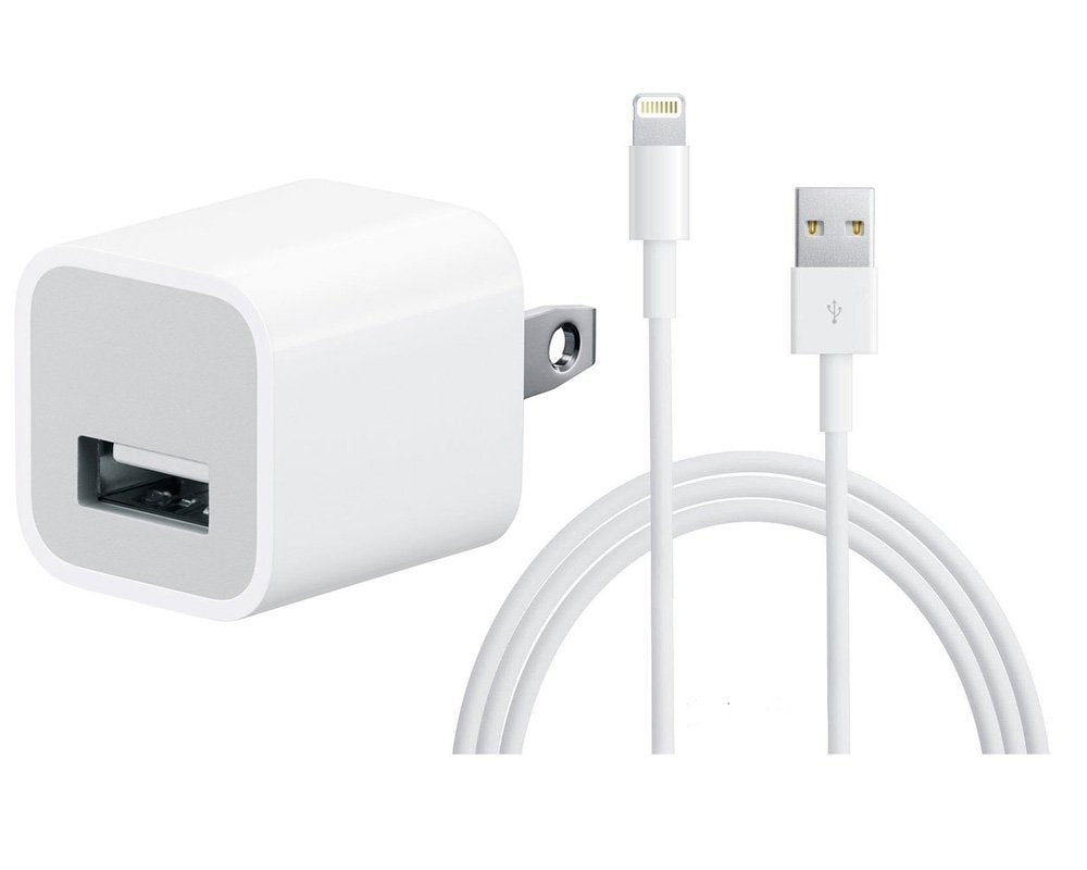 5W Power Adapter with Lightning Cable