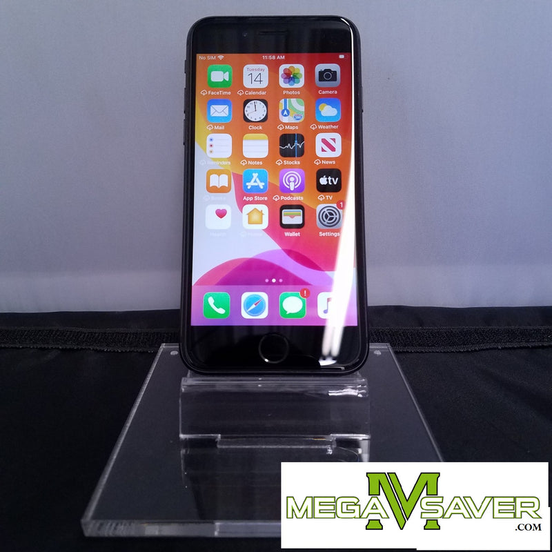 Good | Apple iPhone 8 64GB Black GSM Unlock