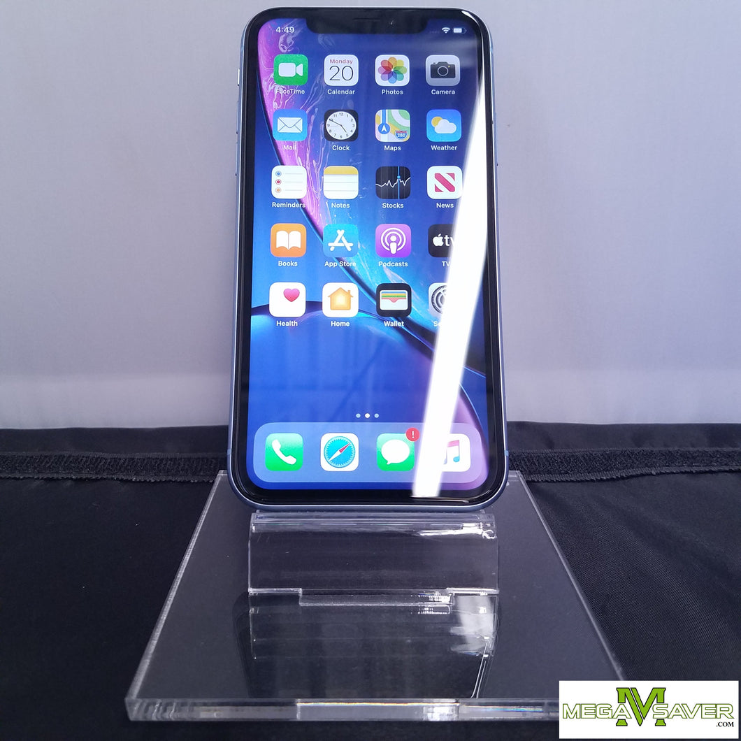 Mint | Apple iPhone Xr 64GB Blue T-Mobile