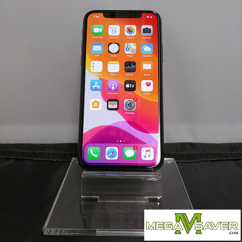 Good | Apple iPhone X 64GB Black GSM&CDMA Unlock