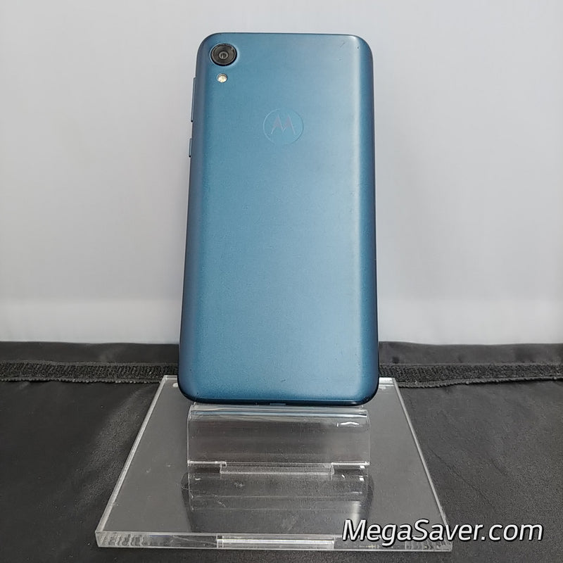 Good | Motorola E6 16GB Blue Metro