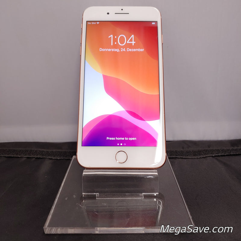 Great | Apple iPhone 8 Plus 64GB Gold T-Mobile