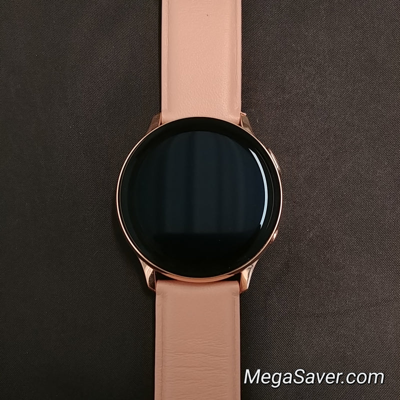 Mint | Samsung Galaxy Watch Active2 40mm Gold GPS+LTE
