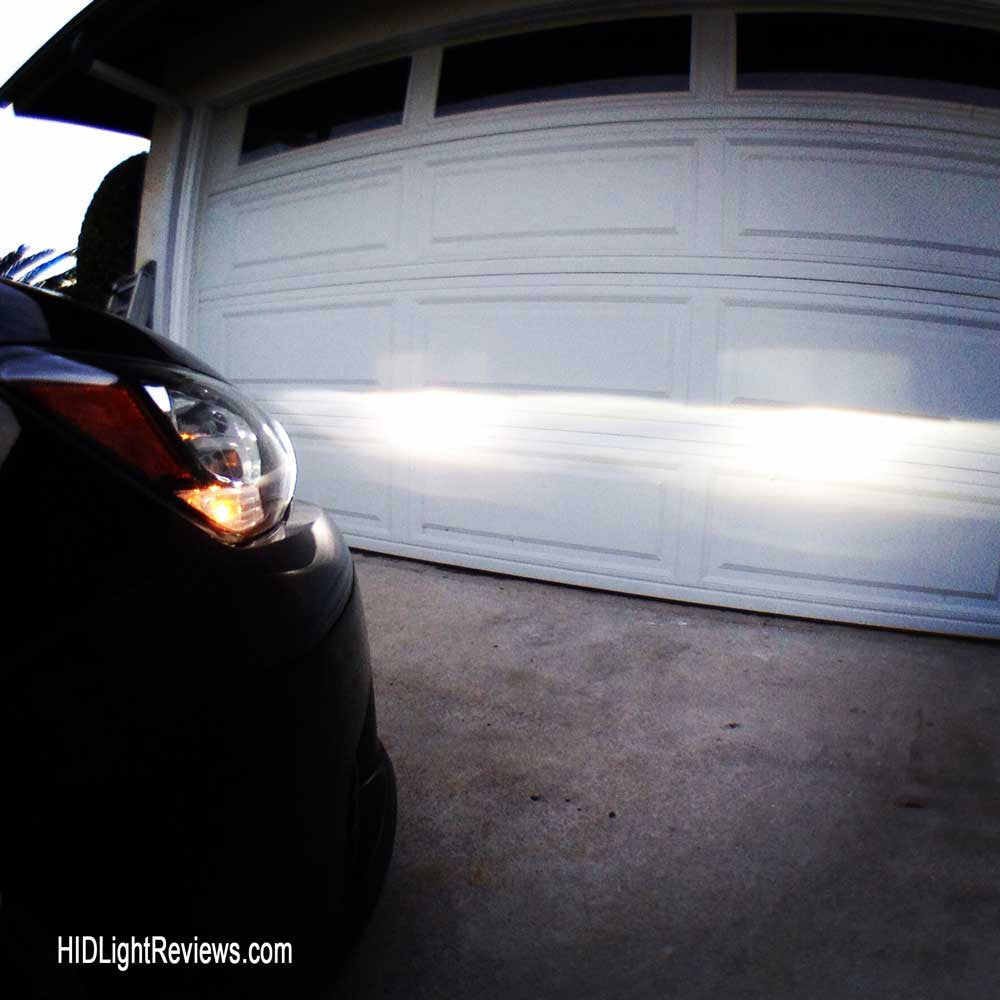 About Headlights: HID vs Halogen