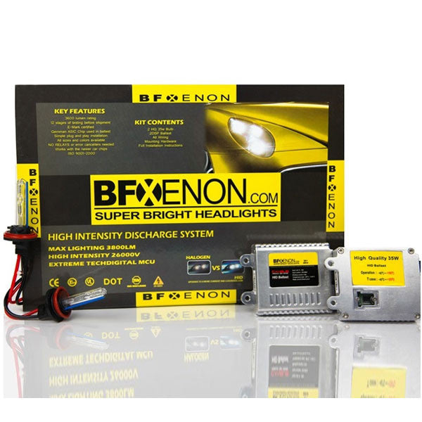 New Brand Added: BFXenon Products