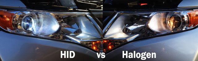HID vs Halogen