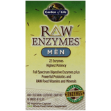 Garden of Life RAW Enzymes TM Men 90 Capsules