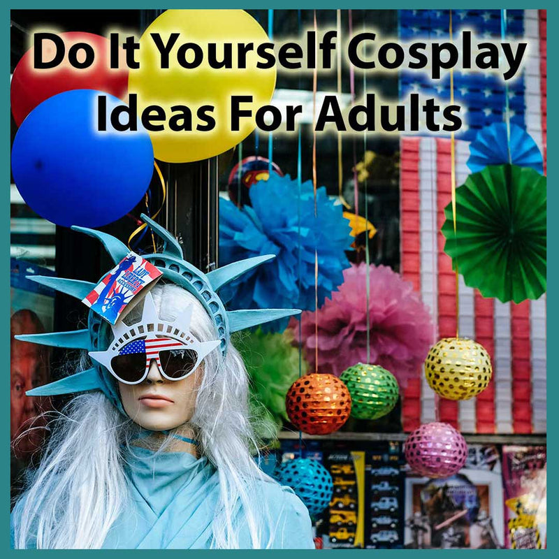 Do It Yourself Cosplay Ideas For Adults