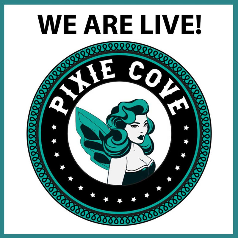 Pixie Cove Is Live!!