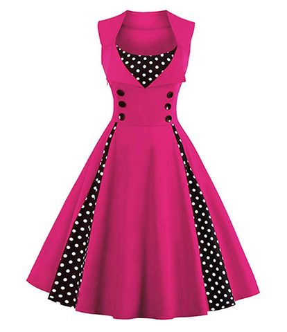 Pin Up Style Dress