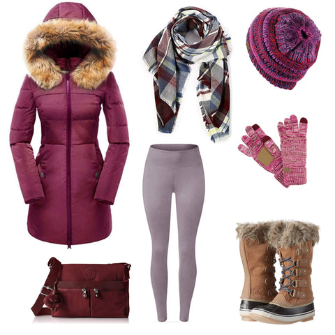 Warm and Cozy Fall Outfit