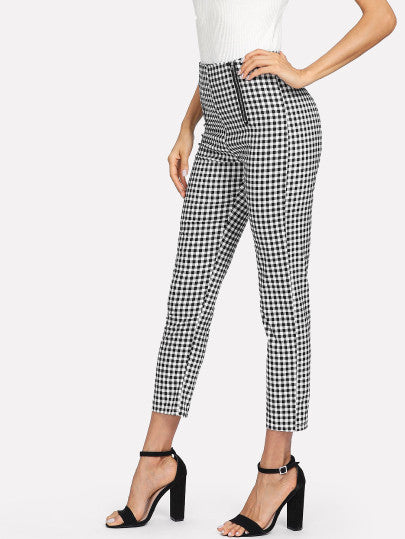 Libby Gingham Pants