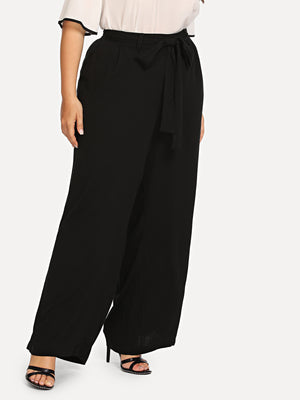 Amelie Knotted Front Pants