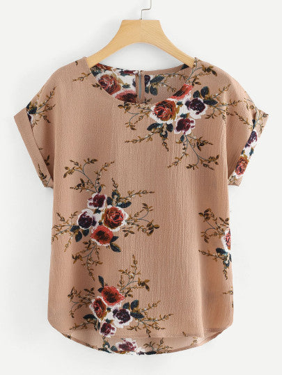 Honor Floral Print Blouse