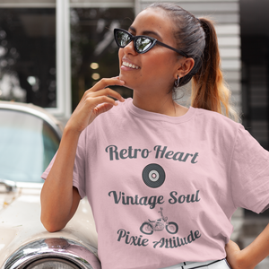 pinup style tee