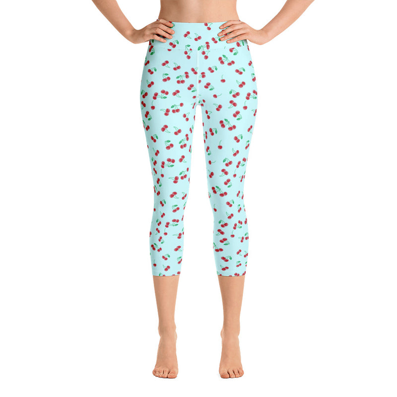 Ingrid Yoga Capri Leggings For Sale Now Online| Pixiecove