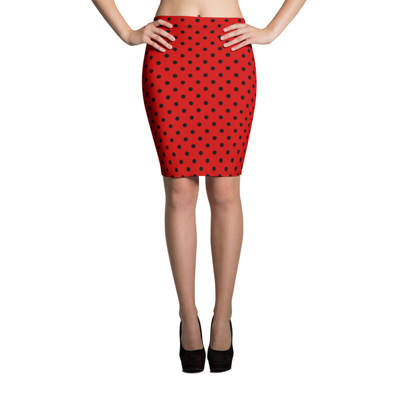 Marinette Pencil Skirt - Pencil & Skater Skirt For Sale | Pixicove