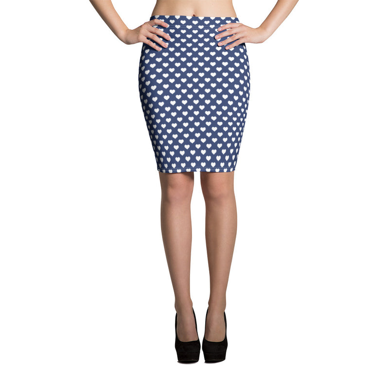 Judy Pencil Skirt - Pencil & Skater Skirt For Sale | Pixicove
