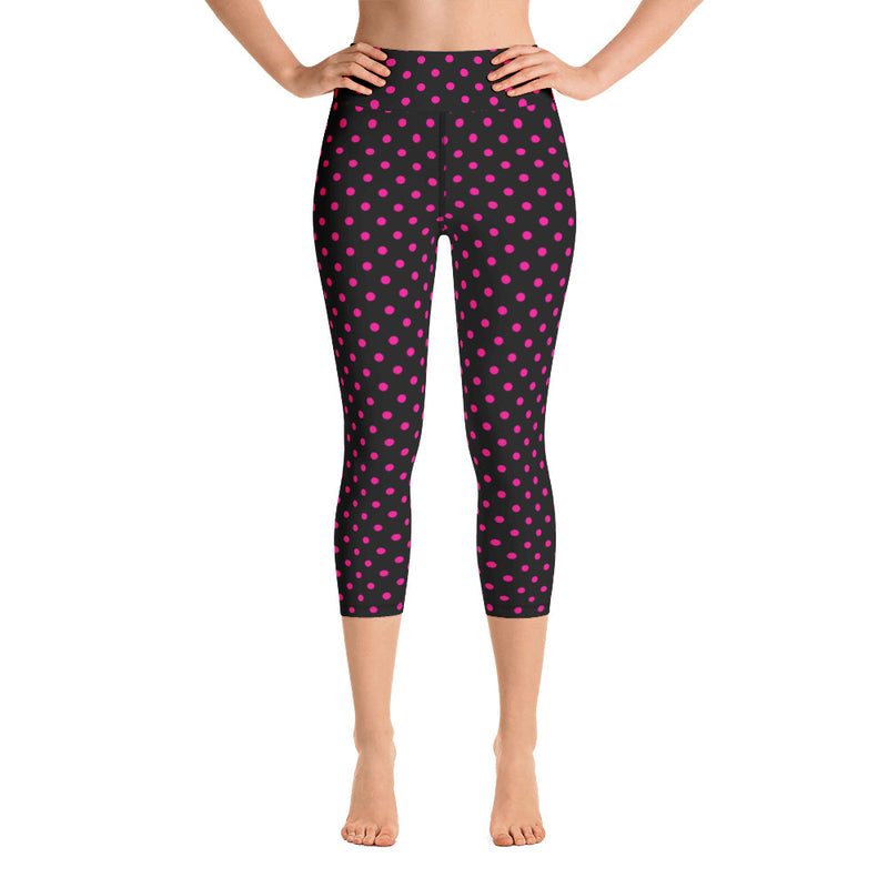 Barbara Yoga Capri Leggings For Sale Now Online| Pixiecove