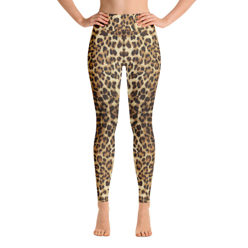 Bunny Yoga Leggings - Printed Leggings For Sale | Pixiecove
