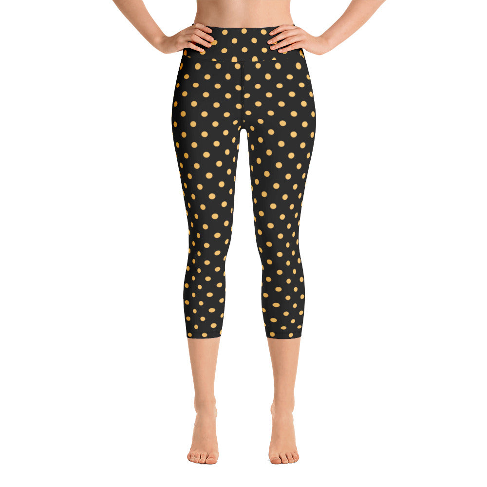Dorothy Yoga Capri Leggings - Fitness Leggings Sale | Pixiecove