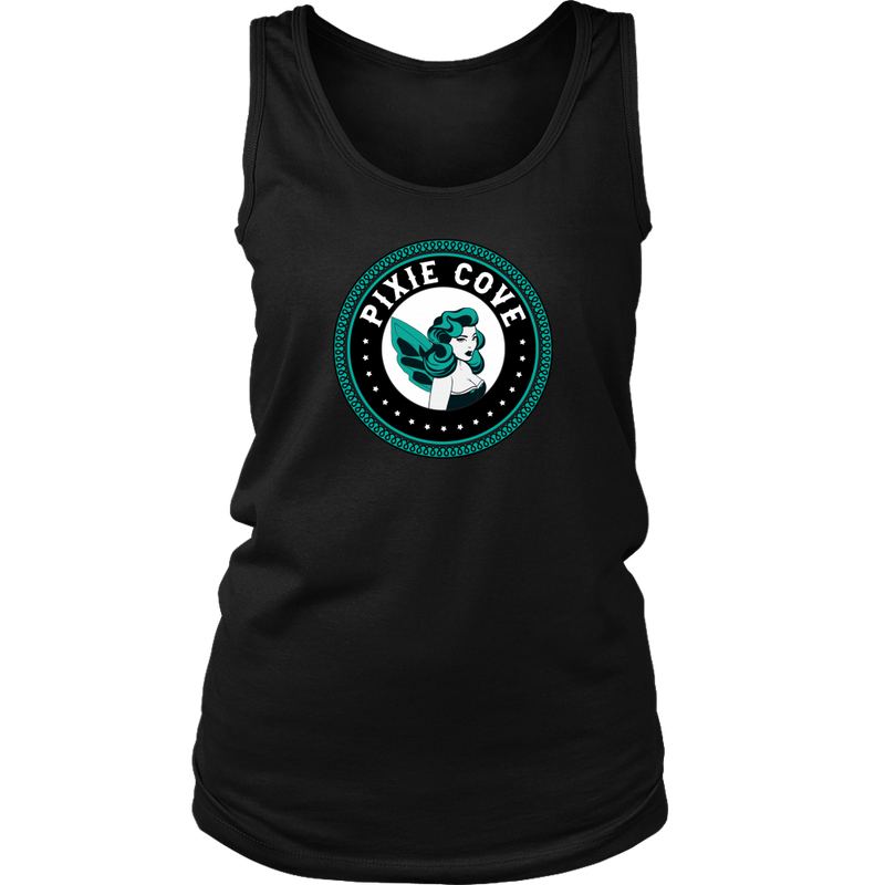 Official Pixie Cove Tank Top