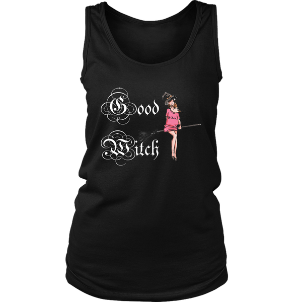 """Good Witch"" Tank"