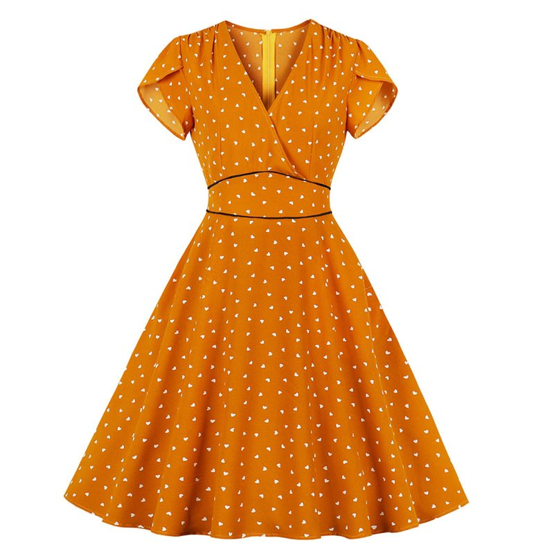 Rayla Vintage Swing Dress