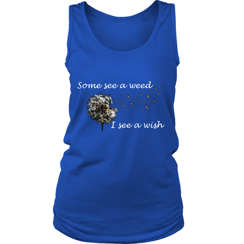 I See a Wish Tank Top - Women Tank Tops For Sale | Pixiecove