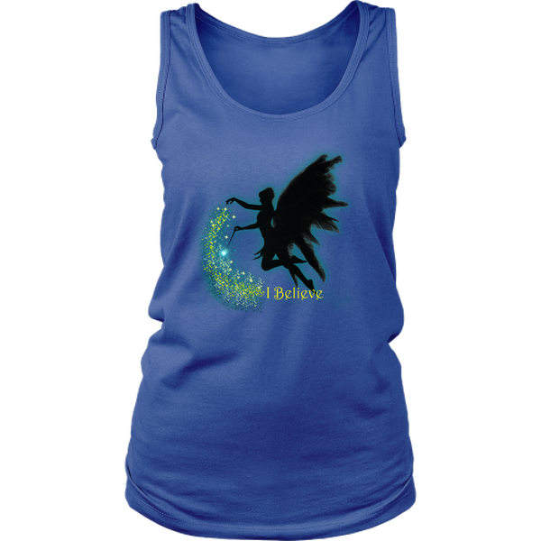 """I Believe"" Tank Top - Pixie Cove"