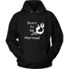 """Born to be a Mermaid"" Hoodie - Pixie Cove"