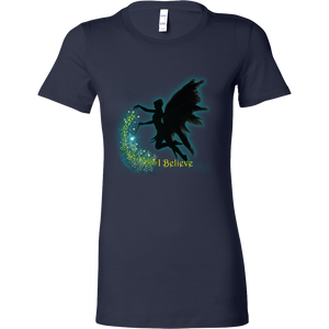 """I Believe"" T-Shirt - Pixie Cove"