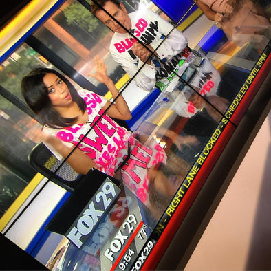 THESEPINKLIPS X FOX 29