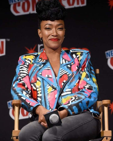 THESEPINKLIPS X Sonequa Martin Green (The Walking Dead)