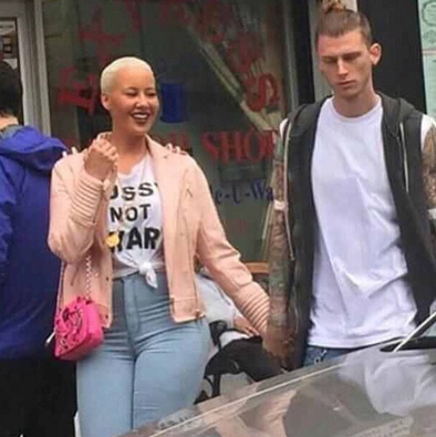 Amber Rose x PUSSY NOT WAR!