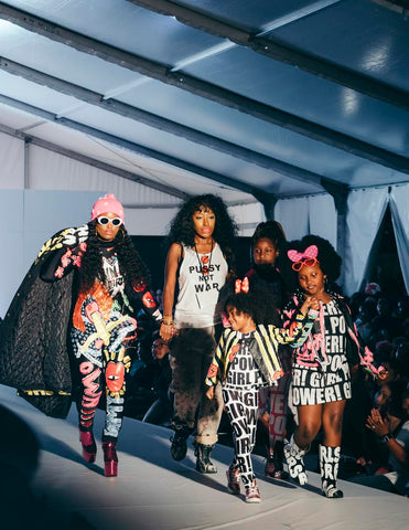 Thesepinklips x Philly fashion week Sept 2017