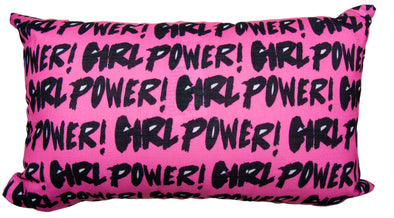 Girl Power - Pillow