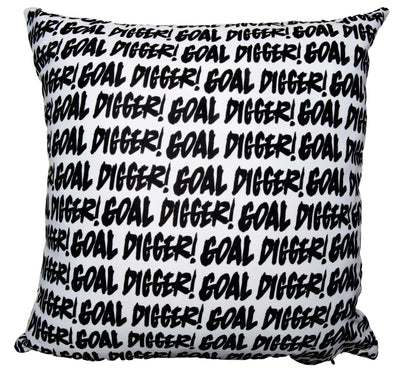 Be a Goal Digger - Pillow