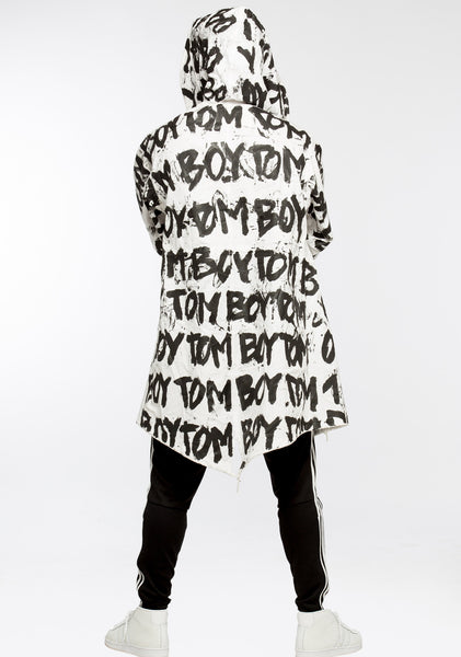 Tom Boy Unisex Parka