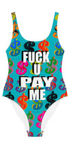 $ Signs FUPM Swimsuit