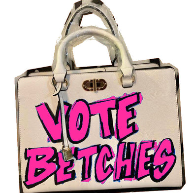 Vote Betches tote