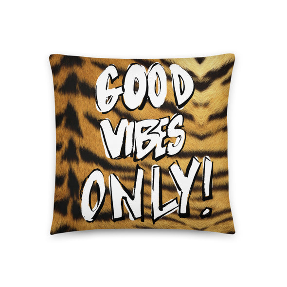 Wild Vibes Pillow