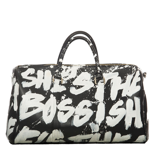 She's The Boss Weekend bag